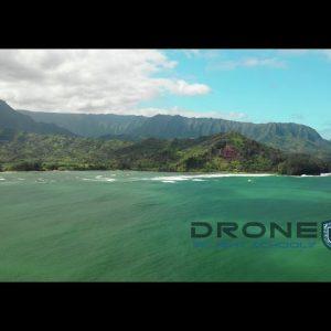 4k Kauai by Drone U : Aerial Perspective of Kauai, Hawaii