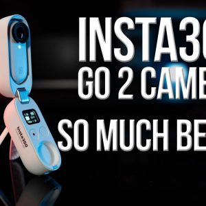 Insta360 Go 2 Action Camera - The Best Thing to Spend Your Stimulus Check On!