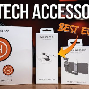 Best Drone and Osmo Pocket Accessories + Giveaway!