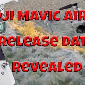 DJI Mavic Air 2 Release Date Confirmed