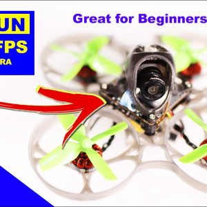 Eachine CINEFUN Drone - Only 39 grams & has a 4K 60 FPS Camera!  Review