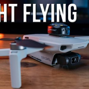 Flying a Drone at Night?  You Need to Have This!