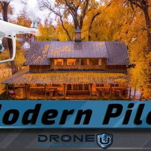Modern Pilot: EP1 Bob gets hired to be a drone delivery pilot.