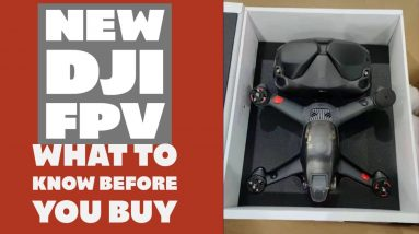 New DJI FPV System leaked   What to know before you buy