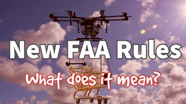 New Remote ID FAA Rules. What does it mean?