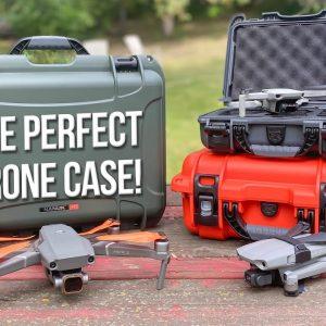 World's Best Drone Case | Nanuk for Mavic Air 2, Mavic 2 Pro and Mavic Mini