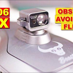 SG906 MAX - Obstacle Avoidance Flight