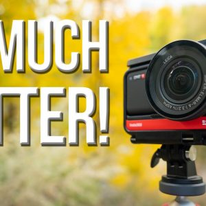 The Insta360 One R - Does the new firmware make it a true competitor?