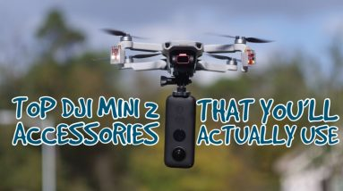 Top DJI Mini 2 Accessories that you will actually use