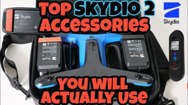 Top Skydio 2 Accessories that you will actually use