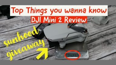 Top Things you wanna know about the DJI Mini 2 and Review