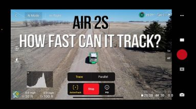DJI Air 2S Active Track 4.0 Test - How Much Better Is It?